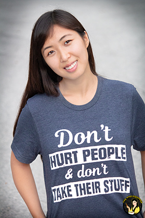don't hurt people