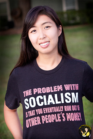 socialism run out of money