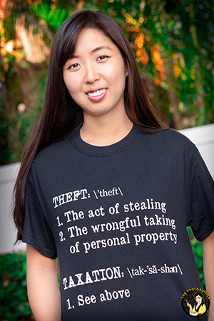 taxation is theft defined tee